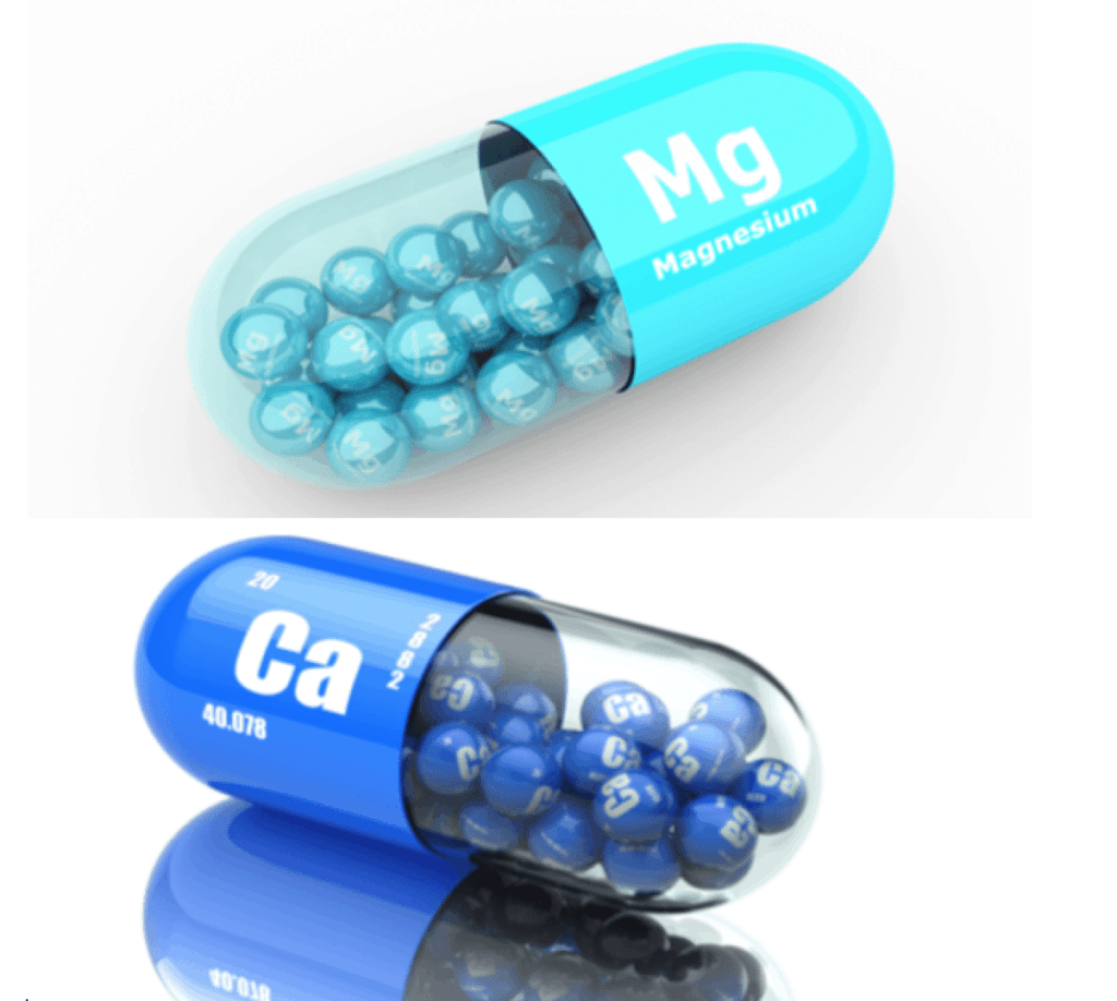 magnesium calcium supplements