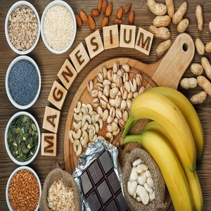 Enough magnesium foods