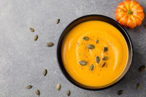 Gaea's Creamy Pumpkin Soup