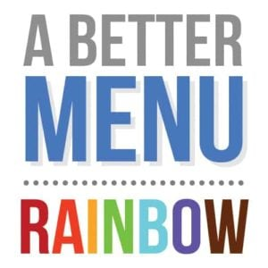 better rainbow menu