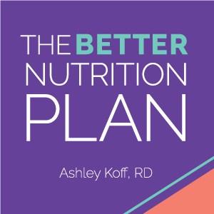 better nutrition plan