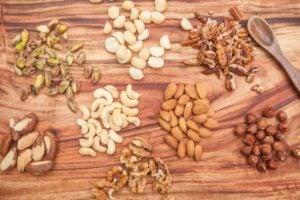 nuts seeds trail mix recipe