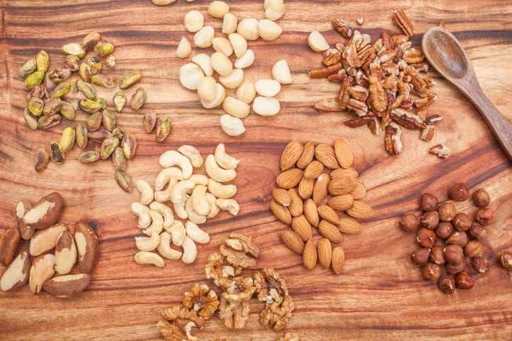 nuts seeds trail mix recipe