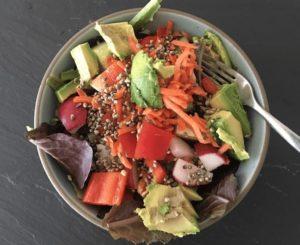 Better Eat A Rainbow Salad