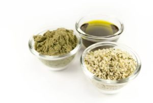 hemp seeds oil protein fiber