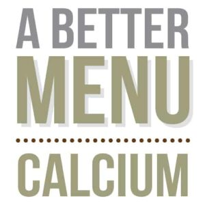 better calcium menu