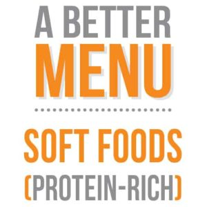 better nutrition pureed foods menu