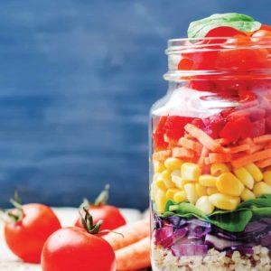 better nutrition rainbow evaluation