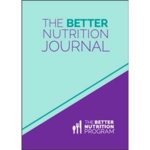 better nutrition journal digital