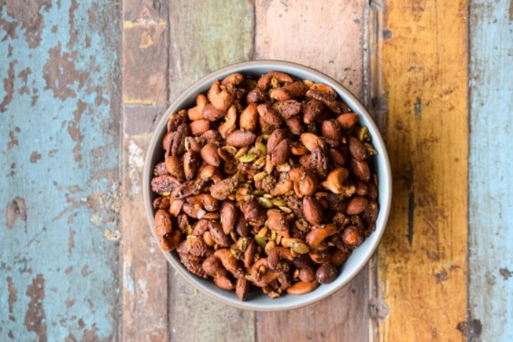 turmeric nuts seeds anti-inflammatory