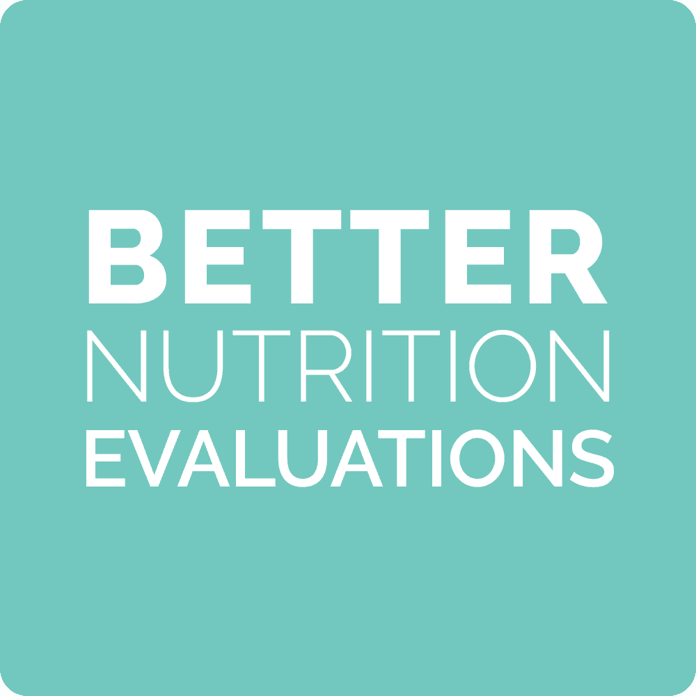 better nutrition evaluations
