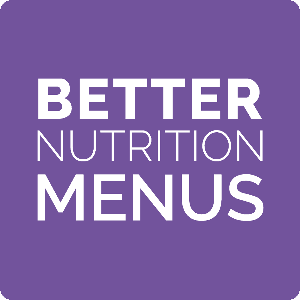 better nutrition menus