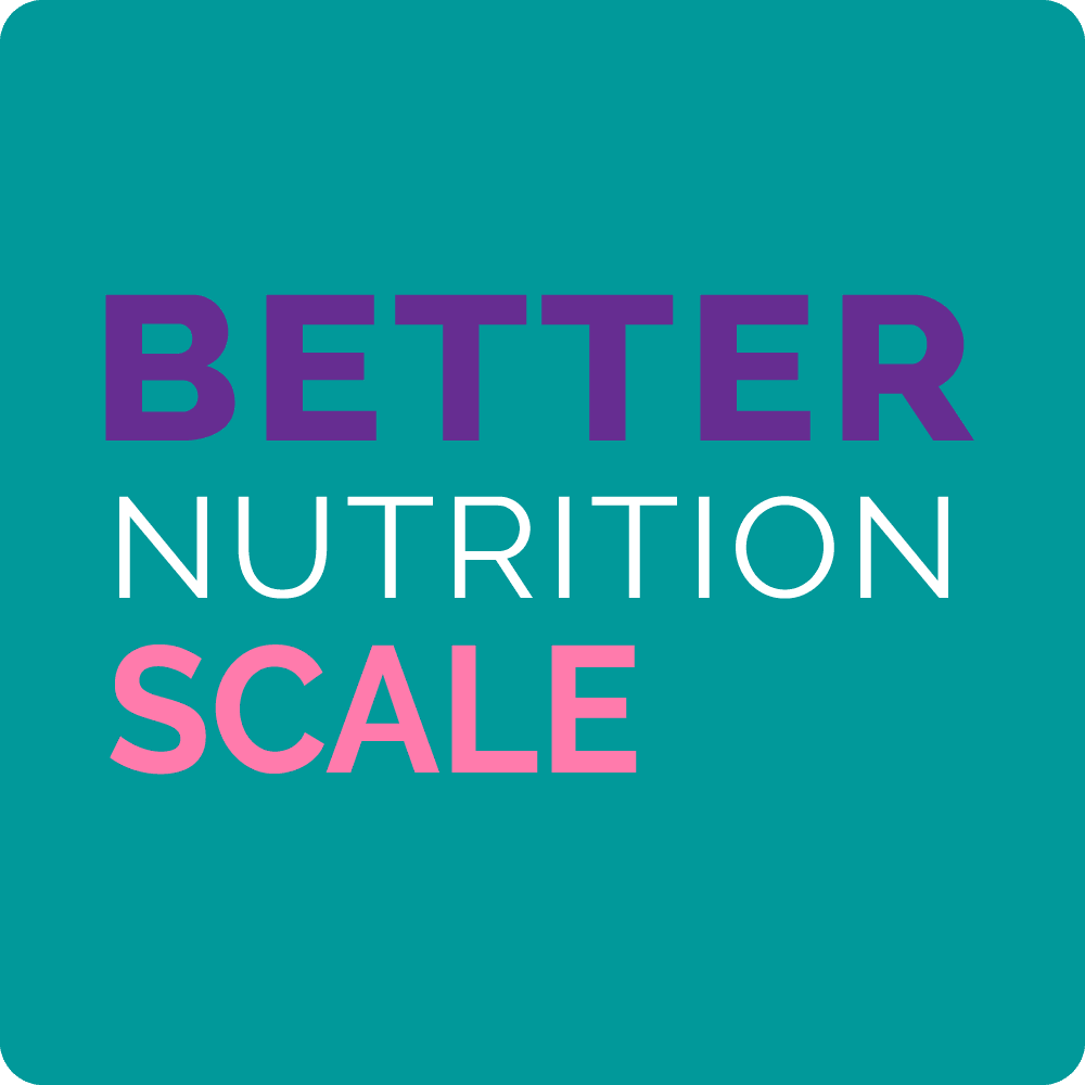better nutrition scale