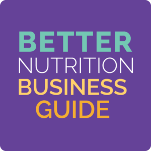 better nutrition business quickstart guide