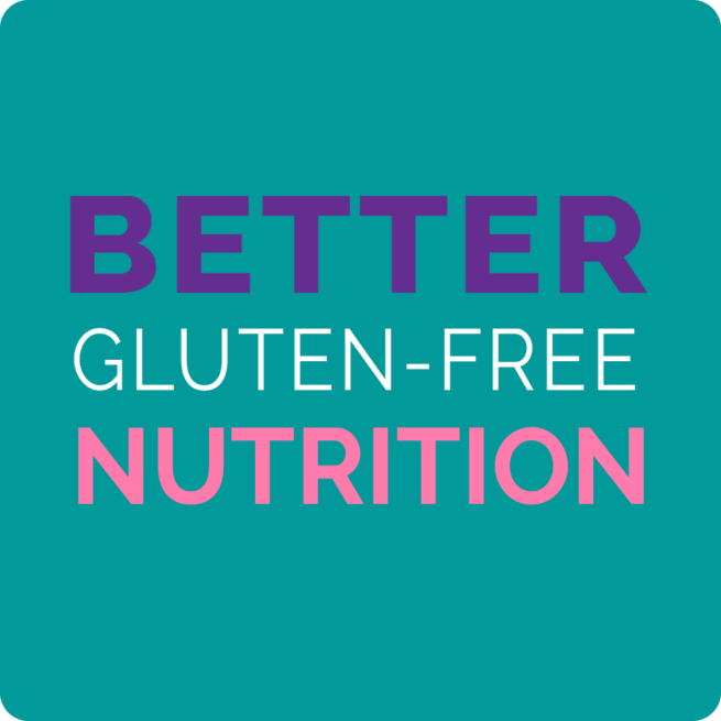 better gluten-free nutrition