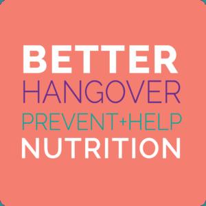 better hangover nutrition