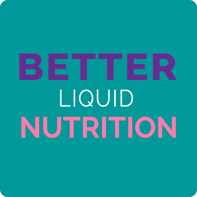 better liquid nutrition guide