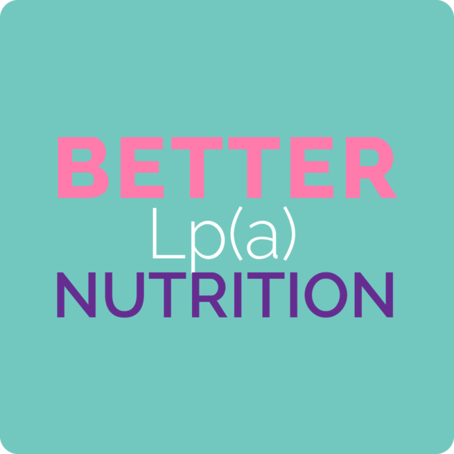 better lipoprotein a nutrition