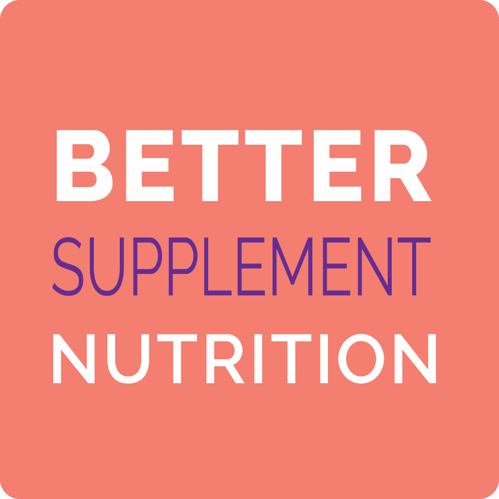 better supplement nutrition