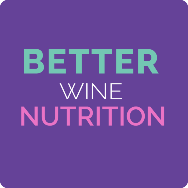 better wine nutrition