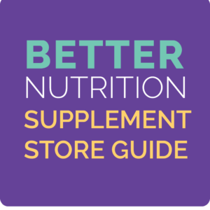 better nutrition supplement store