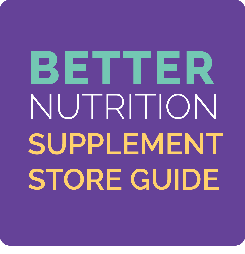 better nutrition supplement store