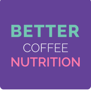 better coffee nutrition