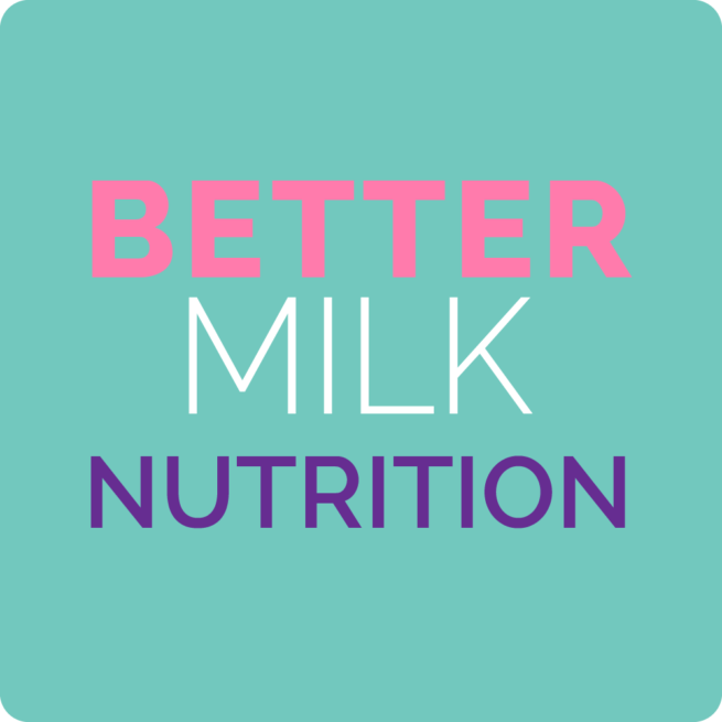 better milk nutrition
