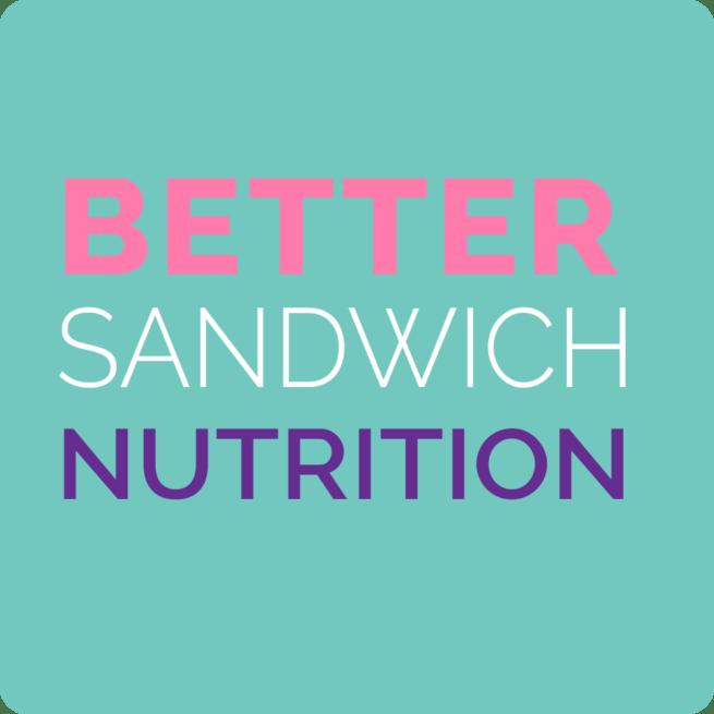 better sandwich nutrition