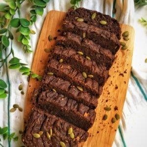 Better Chocolate Banana Loaf