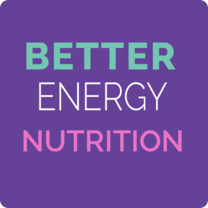 better energy nutrition