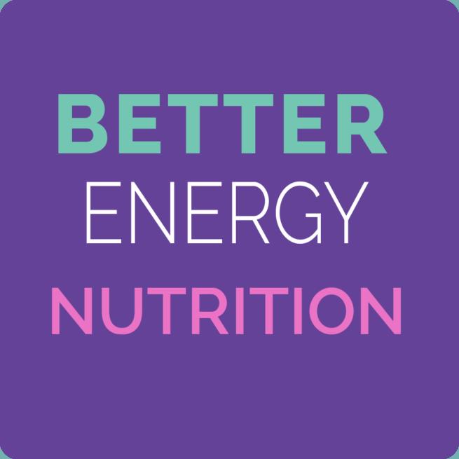 better energy nutrition
