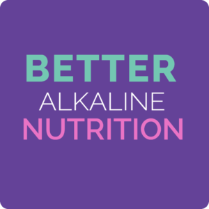 Better Alkaline Nutrition Guide Cover