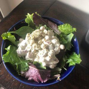 UnSeaSir Chickpea Salad