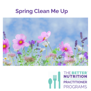 Spring Clean Me Up