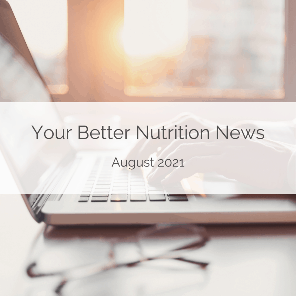 august better nutrition news