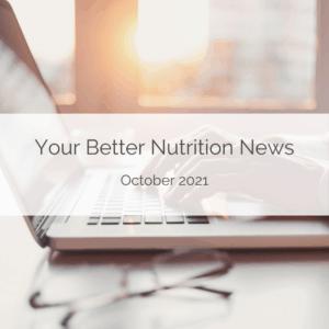 Better Nutrition News October